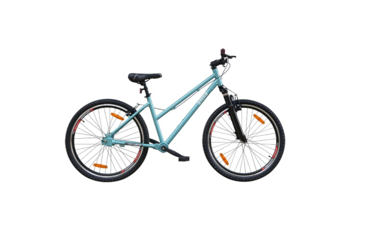 Single Speed Rigid Fork Steed Chainless Bicycles